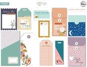 Days Of Splendor Journaling Bits - Pinkfresh Studio