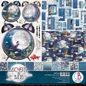 Moon & Me 12 x 12 Paper Pack - Ciao Bella
