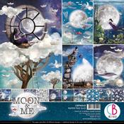 Moon & Me 12 x 12 Extended Collection Pack - Ciao Bella
