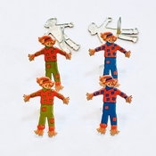 Scarecrow Eyelet Outlet Brads