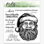 Believe In The Magic 6x6 Stamp Set - Picket Fence Studios