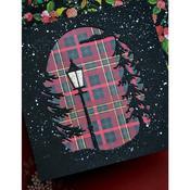 Lamplight Tree Collage Dies- Memory Box