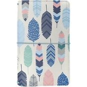 Feathers Traveler Notebook - Pukka Pads - PRE ORDER
