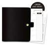 Black Carpe Diem Personal Planner - Pukka Pads