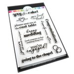 Tie the Knot Sentiments Stamp Set - Catherine Pooler
