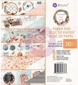 Pumpkin & Spice 6x6 Paper Pad - Prima