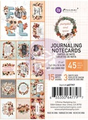 Pumpkin & Spice Collection 3X4 Journaling Cards