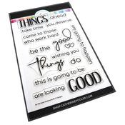 Be the Good Sentiments Stamp Set - This Calls For Cake - Catherine Pooler