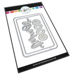 Good Things Mini Cover Plate Dies - This Calls For Cake - Catherine Pooler