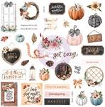 Pumpkin & Spice Ephemera Set 2 - Prima