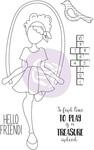 Katrina Julie Nutting Doll Stamps - Prima - PRE ORDER