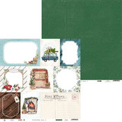 Paper 5 - The Four Seasons Winter - P13 - PRE ORDER