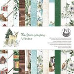 The Four Seasons-Winter 6 x 6 Paper Pad - P13 - PRE ORDER