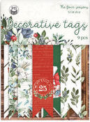 The Four Seasons- Winter Cardstock Tags #3 - P13 - PRE ORDER