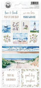Beyond The Sea Cardstock Stickers #2 - P13 - PRE ORDER