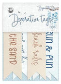 Beyond The Sea Cardstock Tags #2 - P13 - PRE ORDER