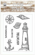Beyond The Sea Photopolymer Stamps - P13 - PRE ORDER