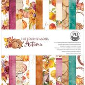 The Four Seasons-Autumn 12 x 12 Paper Pad - P13 - PRE ORDER