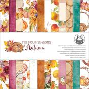 The Four Seasons-Autumn 6 x 6 Paper Pad - P13 - PRE ORDER