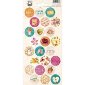 The Four Seasons-Autumn Cardstock Stickers #3 - P13 - PRE ORDER
