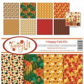Happy Fall Collection Kit 12 x 12