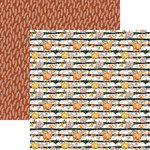 Pumpkins Galore Paper - Hello Autumn - Reminisce - PRE ORDER