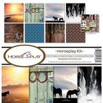 Horseplay Collection Kit 12 X 12 - Reminisce