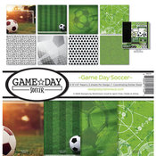 Game Day Soccer Collection Kit 12 x 12 - Reminisce