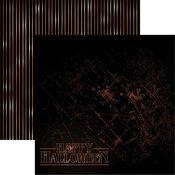 Happy Halloween Paper - The Silver Scream - Reminisce - PRE ORDER