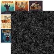 Spider Web 2 Paper - Fright Night - Reminisce - PRE ORDER