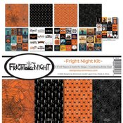 Fright Night Collection Kit 12 x 12 - Fright Night - Reminisce