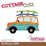 Surfboard SUV Dies 3.4 X 2.3 - Cottage Cutz