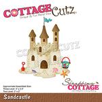 Sandcastle Dies 2 x 3.5 - Cottage Cutz