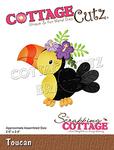 Toucan Dies 2.6 X 2.4 - Cottage Cutz