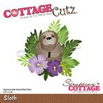 Sloth Dies 3.5 X 3.4 - Cottage Cutz