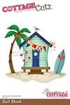 Surf Shack Dies 4.3 X 4 - Cottage Cutz