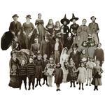 Halloween Idea-Ology Paper Dolls Die-Cuts - Tim Holtz