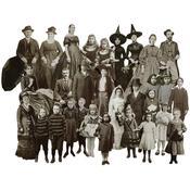 Halloween Idea-Ology Paper Dolls Die-Cuts - Tim Holtz - PRE ORDER