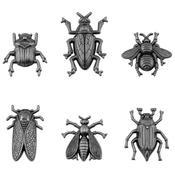 Entomology Idea-Ology Metal Adornments - Tim Holtz - PRE ORDER