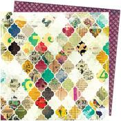 Mosaic Paper - Storyteller - Vicki Boutin