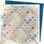 Patchwork Paper - Storyteller - Vicki Boutin
