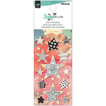 Mini Star Puffy Stickers - Vicki Boutin