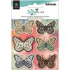 Layered Butterflies - Vicki Boutin