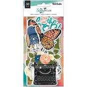 Storyteller Icon & Title Ephemera - Vicki Boutin