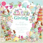 The Gift Of Giving 12 x 12 Paper Pad - Craft Consortium