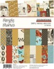 Simple Vintage Ancestry 6 x 8 Paper Pad - Simple Stories
