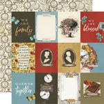 Simple Vintage Ancestry 3 x 4 Elements - PRE ORDER