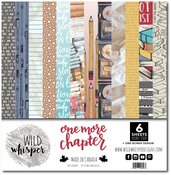 12x12 Paper Pack - One More Chapter - Wild Whisper Designs - PRE ORDER