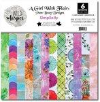12x12 Paper Pack - Simplicity - Wild Whisper Designs - PRE ORDER