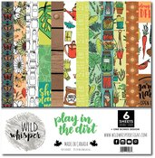 12x12 Paper Pack - Play In The Dirt - Wild Whisper Designs - PRE ORDER